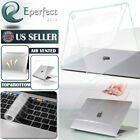"MacBook Pro 13"" 15"" Touch Bar Case Clear Shell Keyboard Cover A1708 A1706 A2159"
