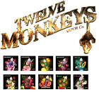 Twelve Monkeys 50 ml - Premium E-Liquid - Shake`n`Vape