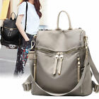 Convertible Water Resistant Backpack Rucksack Daypack Purse Shoulder Bag Hobo