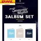 TWICE 2ND SPECIAL ALBUM - SUMMER NIGHTS  [A,B,C 3SET ALBUM] +Expedited shipping