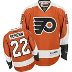 Reebok Luke Schenn Philadelphia Flyers Orange Home Premier Jersey
