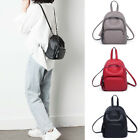 Real Leather Small Mini Backpack Rucksack Daypack Travel bag Purse Cute Bag