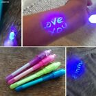 08269C0 Invisible Ink Pen Fluorescence Pen Creative Plastic Drawing Toys Magic