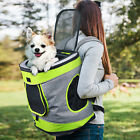 Pet Carrier Backpack for Dog Cat Puppy Holds up to 15 LBS for Hiking Cycling