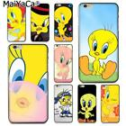 websites to sell iphones - MaiYaCa funny Tweety Bird on sell Luxury Fashion Phone Case for Apple iPhone 8 7