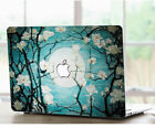 Rubberized Hard Shell Case Cover Keyboard Skin For Macbook Air Pro 11 13 15 16""