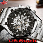 Mens Watches Top Brand Luxury Fashion Skeleton Men Sport Watch Automatic Watches