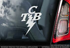 Elvis - TCB Taking Care of Business - Car Window Sticker - Rock Music Sign - V06