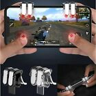 1Pair PUBG Mobile Game Fire Button Phone Gaming Trigger L1 R1 Shooter Controller