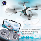 1080P RC Drone HD Camera Wifi FPV GPS Positioning Altitude Hang on to RC Quadcopte