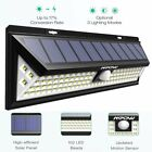Mpow 8/24/54/102LED Solar Powered Motion Sensor IP65 Garden Wall Security Light