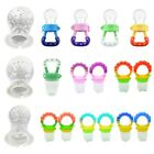 Infant Baby Feeding Pacifier Fruits Soup Feeder Dummy Nibbles Weaning Teething