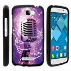For Alcatel OneTouch Fierce 2 / POP Icon Hard Fitted 2 Piece Snap