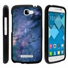 For Alcatel OneTouch Fierce 2 / POP Icon Hard Fitted 2 Piece Snap On Case