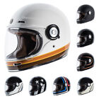 TORC T-1 Retro Full Face Motorcycle Helmet