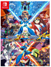 Nintnedo Switch Rockman X Anniversary Collection 1+2 Japan import NEW Game soft