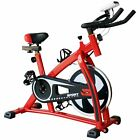 Exercise Bike Indoor Health Fitness Cycling Bicycle Cardio Equipment Workout MA