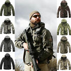 Lurker Shark Skin Softshell Jacket Men Tactical Jacket Hunting Military Clothes