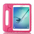 Kids Handle Stand Cover Shockproof EVA Case For Samsung Galaxy Tab E 8 8.0 T377
