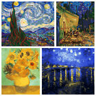 Van Go Famous Painting DIY Oil Paint By Numbers Kit Acrylic Art Home Wall Decor