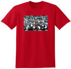 "RED Michael Jordan Chicago Bulls ""THE SHOT"" T-Shirt on eBay"