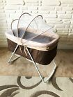 Crib Baby Swing Bedding Set Cradle Canopy Bumper Pillow Bed Cover Multiple New
