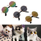 Dog Cat Teddy Pet Glasses Pet Cat Dog Eye-wear Puppy Sunglasses Photo Prop Metal
