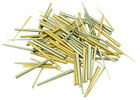 Внешний вид - New German 140 Piece Brass or Steel Clock Tapered Pins - 5 Assorted Sizes!