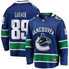 Fanatics Branded Sam Gagner Vancouver Canucks Blue Breakaway Player Jersey