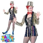 Ladies Rocky Horror Show Columbia Costume TV Film Fancy Dress Outfit Womens