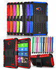 Motorola Moto G (1st Gen 2013) Shockproof Armour Case Cover with Stand & Stylus