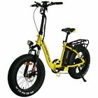 Addmotor MOTAN Electric Bicycle 20'' Folding 500W Bikes Step Through EBike M-140