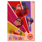 The Incredibles Movie Poster- Pixal Studio - High Quality Prints