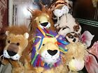 GANZ WEBKINZ LOVE LION BENGAL TIGER SPOTTED LEOPARD AND MORE PICK NO CODES