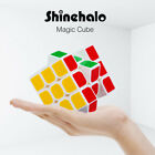 Shinehalo 3x3x3 Solid Colors Magic Cub Puzzle Toy 57mm Cube For Kids Adults
