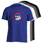 Chicago Cubs T-Shirt - Mad Cubbie Bear Bandana Shirt in choice of 4 colors - S-5 on Ebay