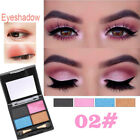 4 color Earth Color High Cosmetics Makeup Palette Eyeshadow Kit Long-lasting CR0