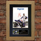 GUY MARTIN No1 Signed Autograph Mounted Photo Repro A4 Print 307
