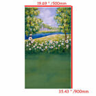 Art Decals Oil Painting Print Canvas Picture Scenery Craft Square Unframed Decor