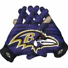 Baltimore Ravens Nike Stadium Fan Gloves on eBay
