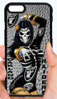 OAKLAND RAIDERS NFL PHONE CASE FOR iPHONE XS MAX XR X 8 7 6S 6 6 PLUS 5S 5 5C 4S $15.88 USD on eBay
