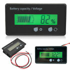 Внешний вид - LCD 12V/24V/36V/48V Lead-Acid Battery Status Voltage Voltmeter Monitor Meter Car