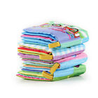 Baby Kids Soft Cloth Book Intelligence Early Development Learn Cognize Book 6m
