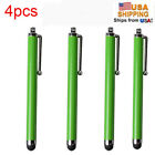 3pcs Sensitive Metal Touch Screen Stylus Pen Universal For Tablet iPhone iPad PC