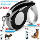 Automatic Retractable Dog Leash Pet Collar, 16ft for dogs up