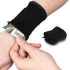 Outdoor Wrist Wallet Pouch Running Cycling Wrist For MP3 Key Card Storage Bag CA