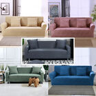 Breathable Elastic Sofa Slipcover 2 OR 3 Couch Cover Furniture Pet Protector