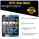 HTC One Mini -16GB- Silver/Blue/Black - (UNLOCKED/SIMFREE) Smartphone