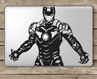 "Ironman Vinyl Decal Sticker For MacBook Air Pro Mac 11"" 13"""