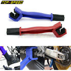 Motorcycle Bike Chain Cleaning Brush Portable Gear Cleaner Tools Wash Scrubber